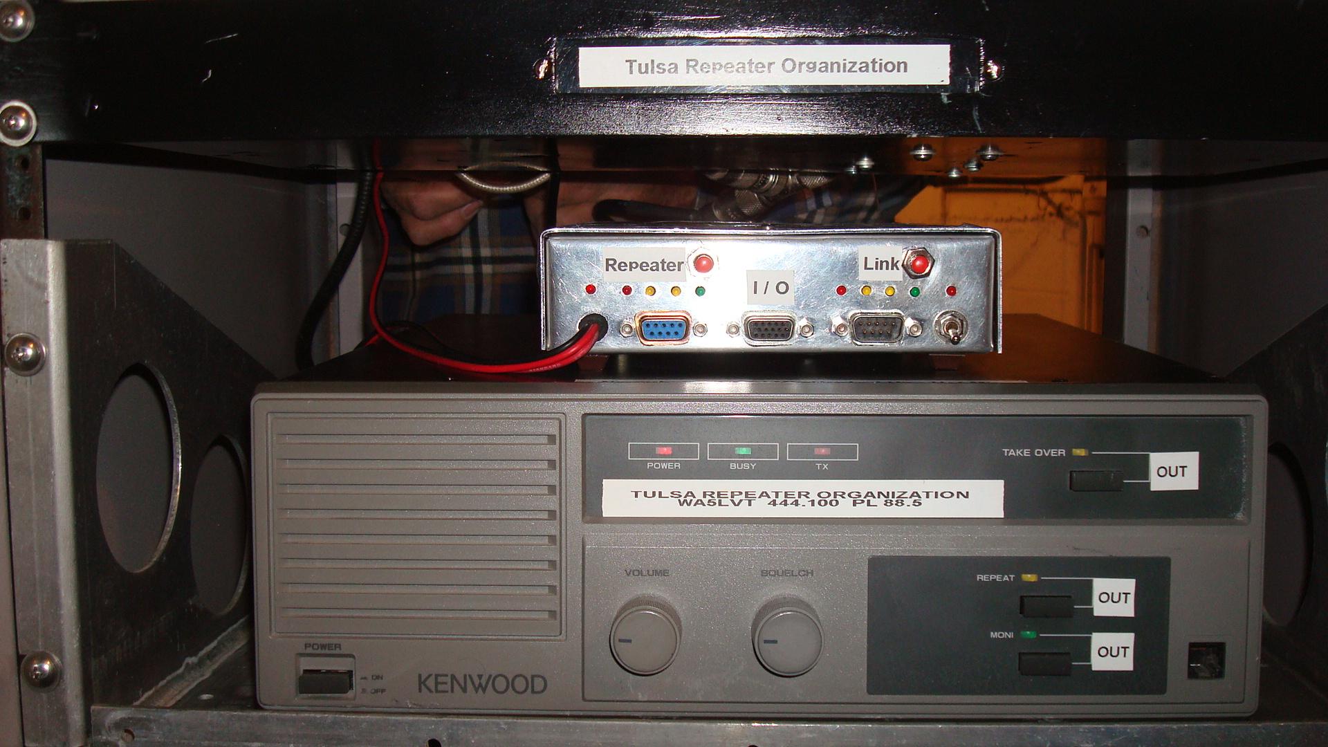 Amateur radio hamburg repeater